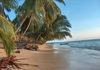 Остров Иль Сен-Мари