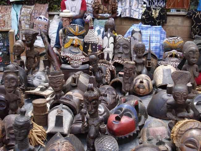Что привезти из африки в подарок