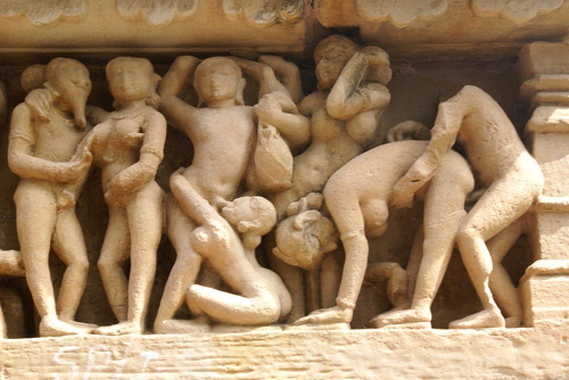 Древние индийские порно